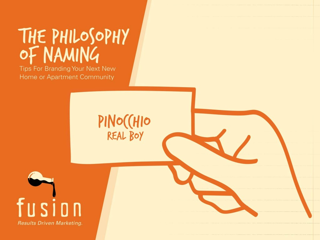 The Philosophy of Naming