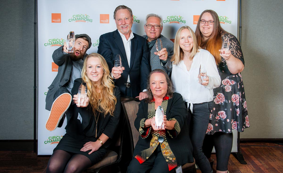 New Home Council Tribute Awards 2015 Winners