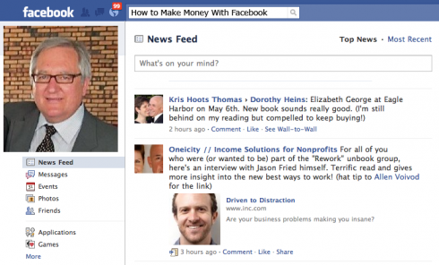 Blog Post Thumbnail for Facebook is Not Free
